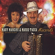 CDs by Mary Mancini and Mario Tacca